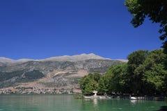Ioannina Greece Royalty Free Stock Images