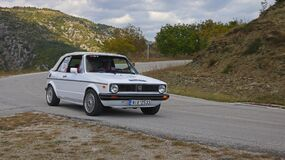 VW GOLF CABRIO - 1983