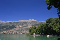 Ioannina Griechenland Lizenzfreie Stockbilder