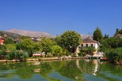 Ioannina Griekenland stock afbeeldingen