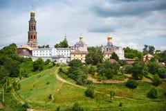 Ioanno-Bogoslovsky monastery Royalty Free Stock Image