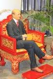Ioc President Henri de Baillet-Latour Royalty Free Stock Image