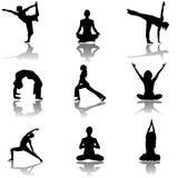 ioga Foto de Stock Royalty Free