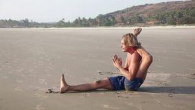 Ioga na praia filme