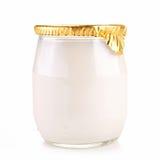Iogurte Imagens de Stock Royalty Free