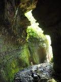 Iokido Cave. Cave called Iokido in Kochi, Japan Stock Photo