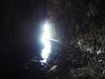 Iokido Cave. Cave called Iokido in Kochi, Japan Stock Photography