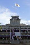 'Iolani Palace Stock Photography