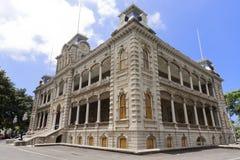 Iolani Palace in Honolulu Stock Images