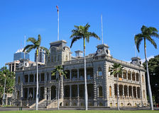 Iolani Palace Stock Photos