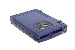 Iomega Zip Drive Royalty Free Stock Image