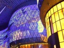 Ion Building, Singapour images libres de droits