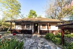 Ion Creanga memorial house stock photo