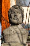 Ion Creanga statue Stock Image