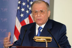 Ion Iliescu Royalty Free Stock Images