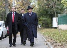 Ion Iliescu Royalty Free Stock Photo