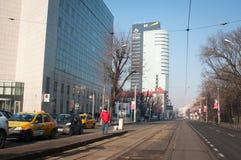 Ion Mihalache boulevard Stock Photos