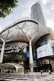 ION Orchard - best shopping centers on Orchard Road Stock Photography