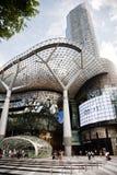 ION Orchard - os melhores shopping na estrada do pomar Fotografia de Stock