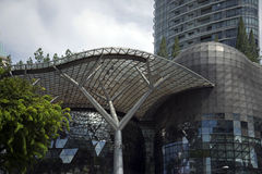ION Orchard Shopping Building, Singapore Royalty Free Stock Photos