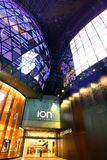 ION Orchard shopping mall Singapore Stock Photos