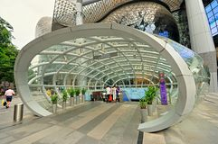 Ion at Orchard, Singapore Royalty Free Stock Image