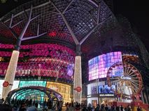 Ion orchard, singapore stock images