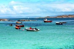 iona海岛苏格兰人 库存照片
