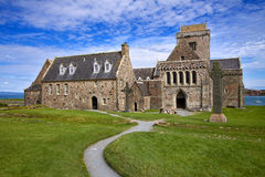 Free Iona Abbey Royalty Free Stock Photo - 20950285