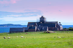 Iona Abbey, Escocia Imagen de archivo
