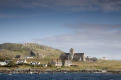 Iona Abbey, Scotland Royalty Free Stock Image