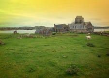 Iona, isla escocesa Fotos de archivo libres de regalías