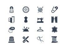 Ioncs de costura Imagenes de archivo