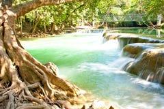 Ione Tailandia della parete dell'acqua di Jedsaonoi Fotografia Stock Libera da Diritti