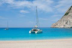 Ionian море стоковое изображение