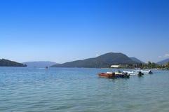 Ionian islands,Greece Royalty Free Stock Photo