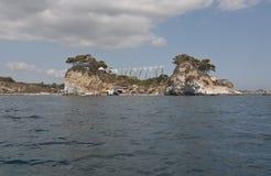 The Ionian Islands Zakynthos, Greece Royalty Free Stock Image