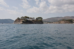 The Ionian Islands Zakynthos, Greece Royalty Free Stock Photo