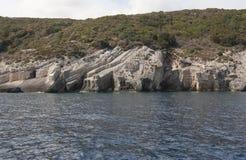 The Ionian Islands Zakynthos, Greece Royalty Free Stock Photography