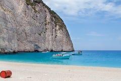 Ionian morze Zdjęcia Royalty Free