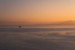 Ionian ranek Fotografia Stock