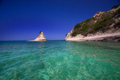 Ionian sea Stock Photos