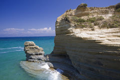 Ionian sea Stock Image