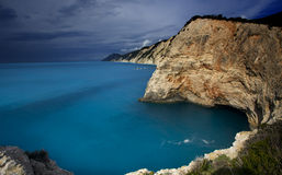 Ionian sea Royalty Free Stock Photography