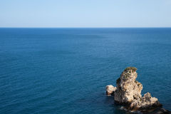Ionian sea. Royalty Free Stock Image