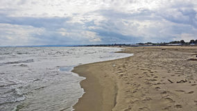 Ionian sea Royalty Free Stock Images