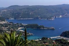 Ionian seashore Royalty Free Stock Image