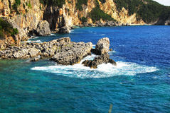 Ionian seaside Stock Images
