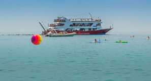 Ionian wysp lato Obrazy Stock