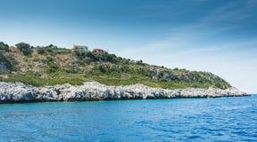 Ionian wysp lato Zdjęcie Royalty Free
